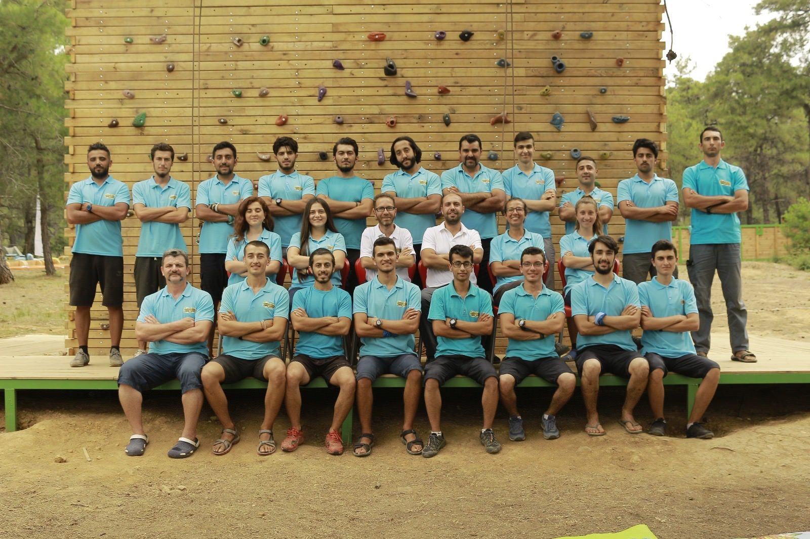 Youth Camps in Gokcetepe Adventure Park